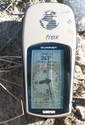 #2: GPS Reading 367 m from the Confluence