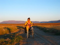 #5: Elionora Riding at Sunset