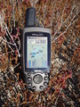#5: GPSMap60CS with coordinate