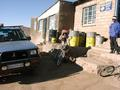 #8: Getting fuel at Thaba-Tseka