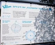 #12: The German-language side of the information sign