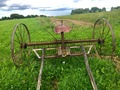 #7: An archaic piece of farm equipment, about 200 m from the point