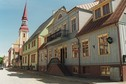 #7: the old town of Pärnu, 60 km north-west of the CP