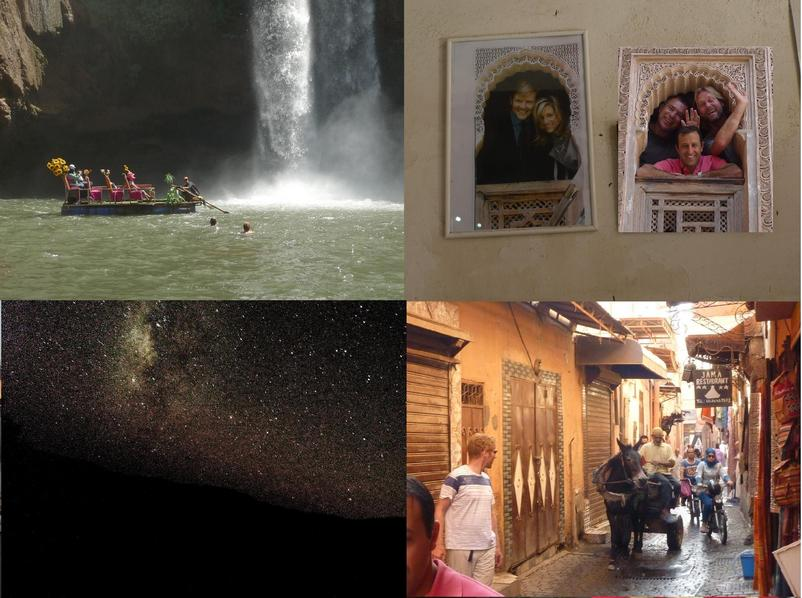 Ouzoud - Starry night - Marrakech