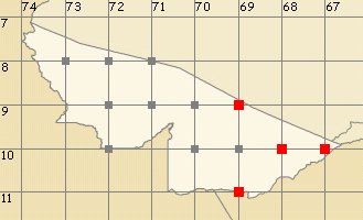 Acre map