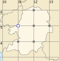 Centre map