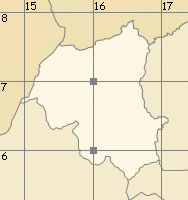 Ouham-Pendé map