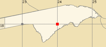 Caprivi map
