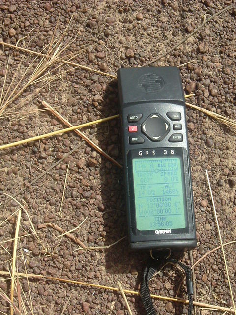 GPS on site