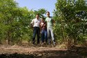#7: Jean-Luc, Marjolein, Koen (from left to right)