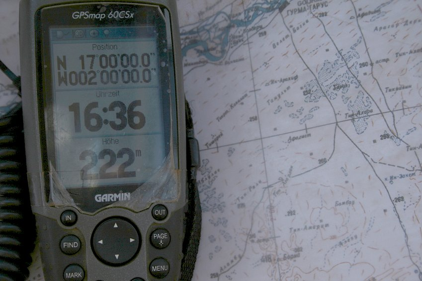 Towards the GPS
