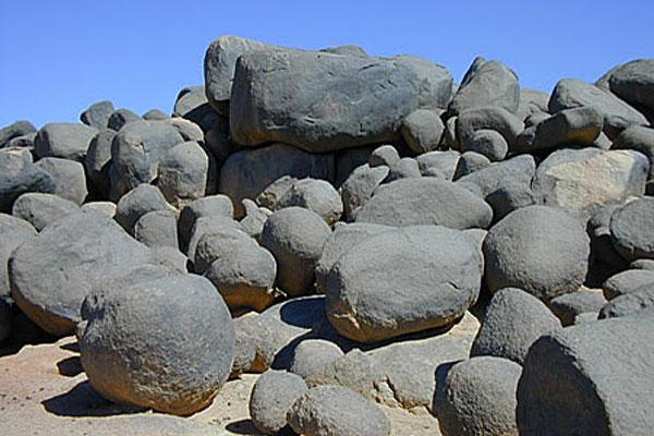 Rocks at the Confluence