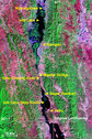 #10: Satellite image of the degree confluence