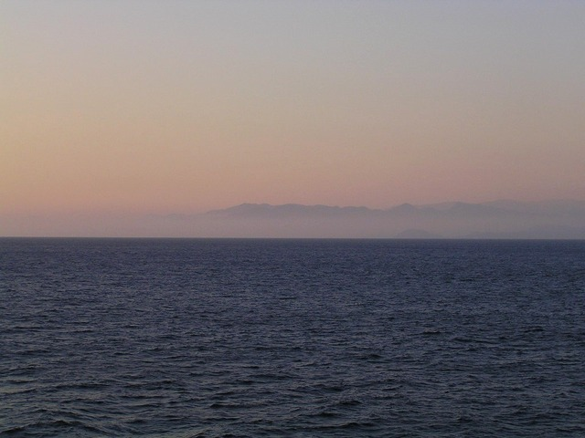 View towards NW