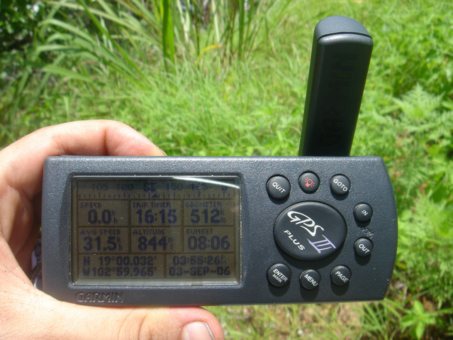 GPS:  ALTITUDE, COORDINATES, DATE AND TIME.