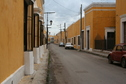 #10: This is how downtown Izamal looks like. It is a very nice town.