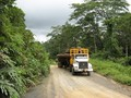 #6: This part of the Danum Valley is open to logging.