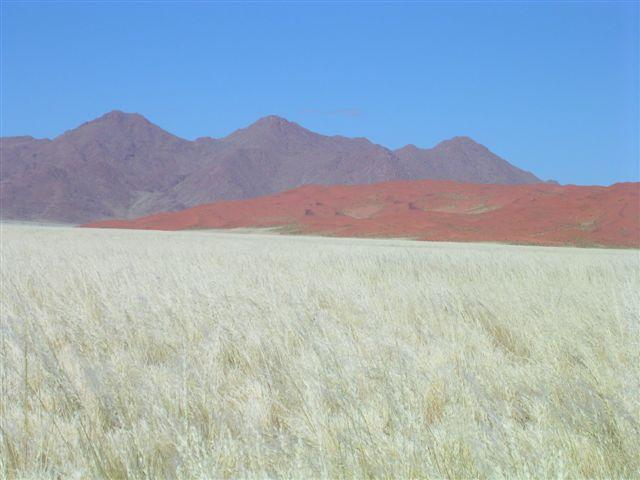 Tiras Mountains and Koichab Dunes