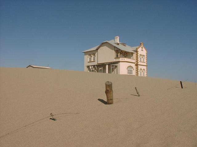 House at Kolmanskop