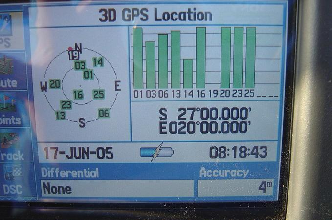 GPS Date_Time_Accuracy