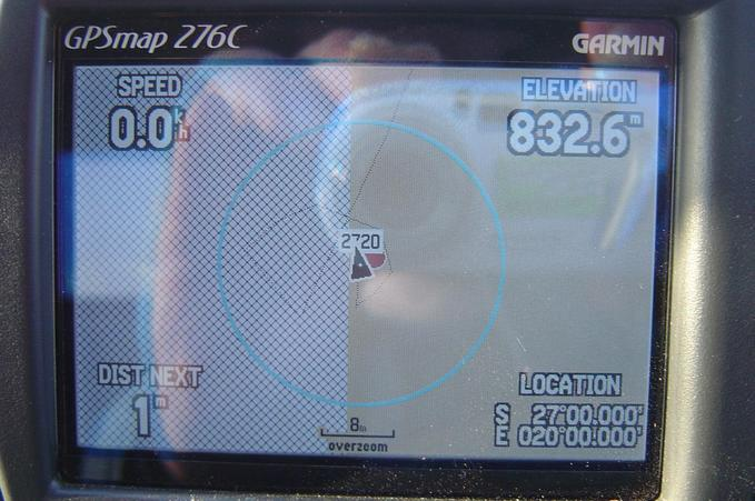 GPS Elevation