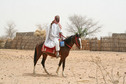 #9: The Hausa are well known for horse riding