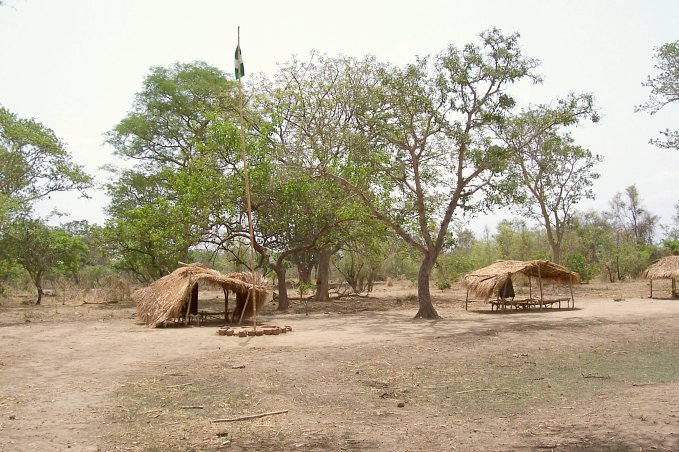 Bush School in Gidan Musa
