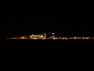 #1: the Maasvlakte seen from the Confluence