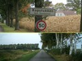 #8: Typical long straight road, Kopstukken = People performing above standard