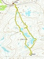 #6: Garmin track log: Take the westerly route!