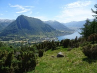 #8: Wonderful overlook of Rosendal from the CP