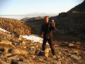 #2: Manfred pointing to the confluence exactly