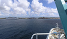 #2: Panorama towards Willemstad