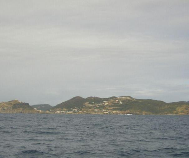 West North West  Philipsburg beyond the hill