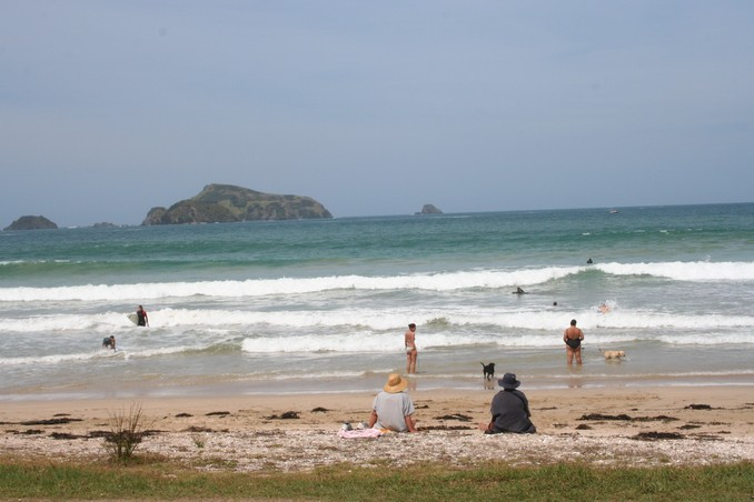 Surf Beach at Matauri Bay