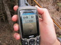 #2: GPS, showing coordinates and altitude