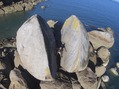 #8: A 'drone selfie' at nearby Split Apple Rock