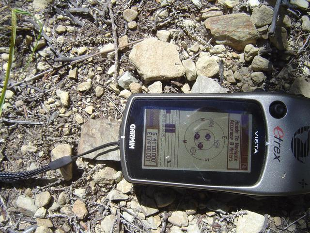 GPS at the Confluence