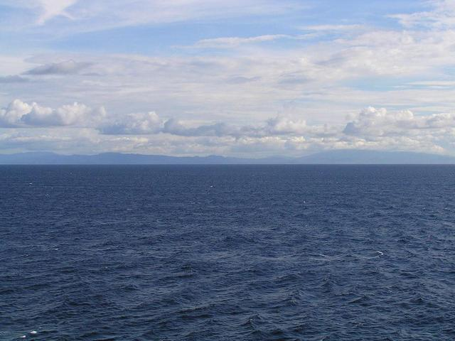 View towards SW
