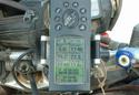 #2: Photo of GPS mounted to my motorcycle