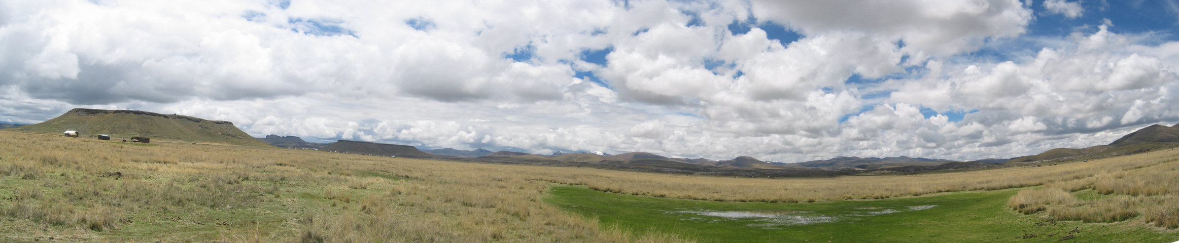 Panorama View of the Confluence
