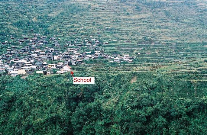 The village of Bayyo.