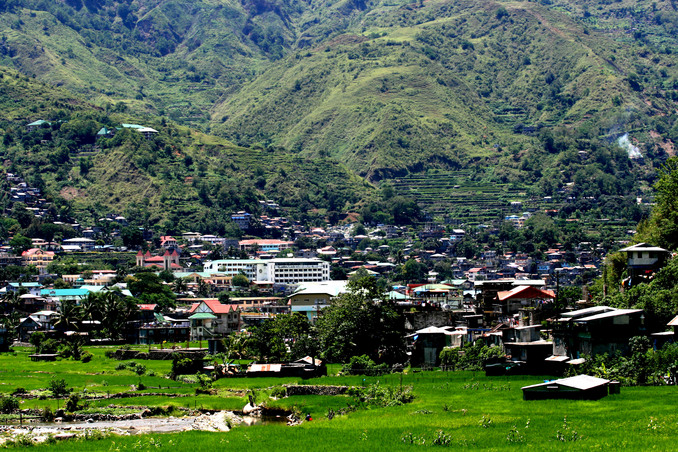Town of Bontoc where Barangay Bay-yo is part of.