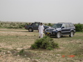 #8: Ayoob and Asghar with Vehicles near confluence point