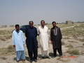 #6: Mr Kasim and myself with locals at confluence point