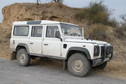 #8: The trusty old Landy - still going strong!