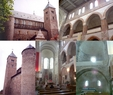 #8: Romanesque cathedral in Tum near Łęczyca