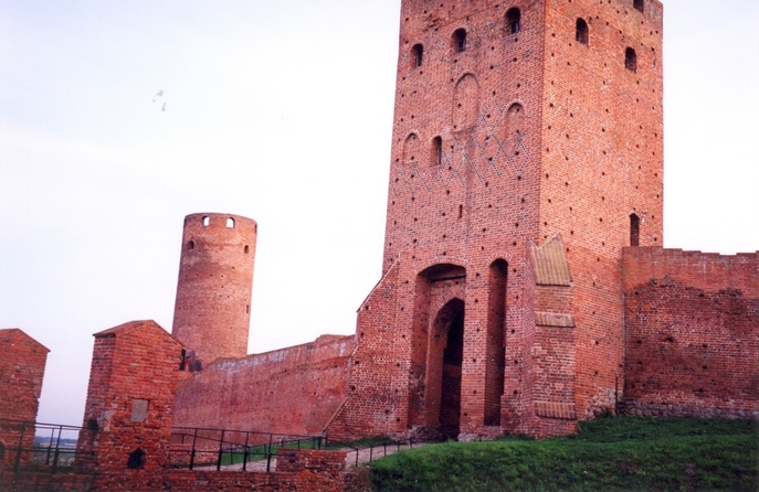 Medieval Castle of the Masovian Dukes in Czersk