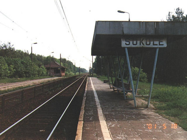 Sokule rail station