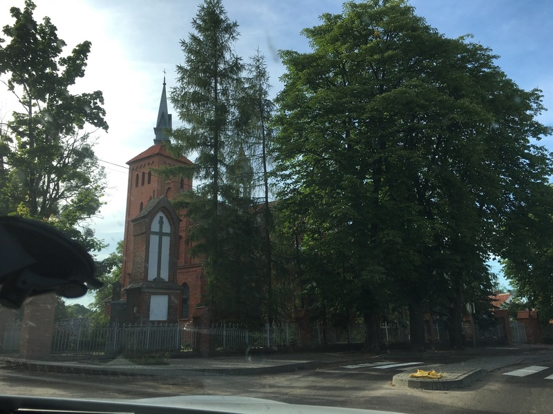 Church in Kolno